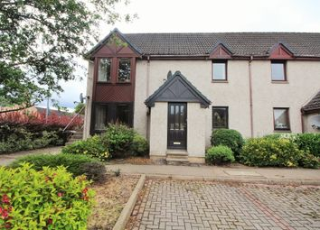 Thumbnail 2 bed flat for sale in Walker Court, Forres