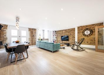Thumbnail 2 bed flat for sale in Leonard Street, London