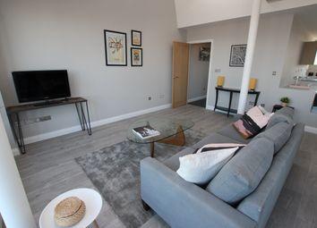Thumbnail 3 bed flat to rent in Adams Walk, Nottingham