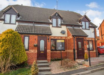 Thumbnail 2 bed terraced house for sale in Birchen Holme, South Normanton, Alfreton