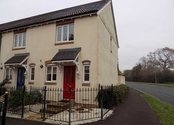 Thumbnail 2 bed end terrace house to rent in Canal Way, Ilminster