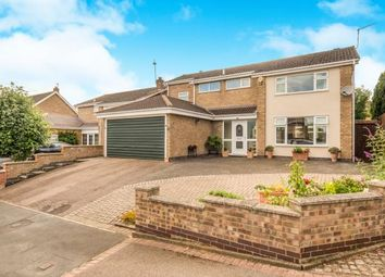Thumbnail 4 bedroom detached house for sale in Pryor Road, Sileby, Loughborough, Leicestershire