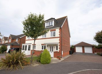 Thumbnail 3 bed semi-detached house for sale in Sherbrooke Close, Lee-On-The-Solent