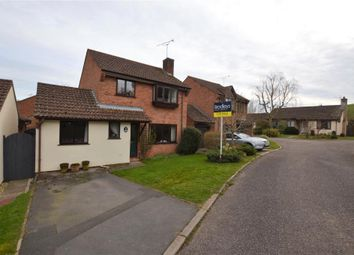 Thumbnail 4 bed detached house for sale in Westernlea, Crediton, Devon