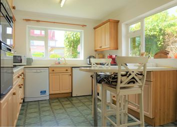 Thumbnail 4 bed semi-detached house for sale in Palmerston Road, Farnborough Village, Orpington