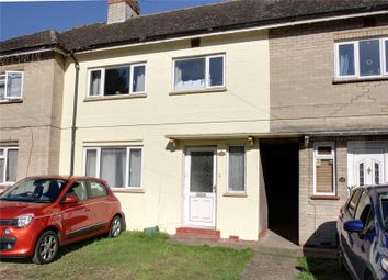 Thumbnail 4 bed terraced house to rent in Almond Close, Englefield Green, Surrey