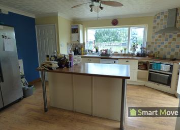 Thumbnail 4 bed property for sale in Mays Lane, Leverington, Wisbech, Cambridgeshire.