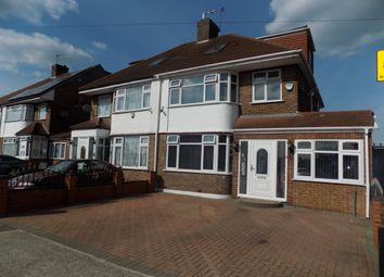 Thumbnail 5 bed semi-detached house for sale in Barnhill Road, Hayes