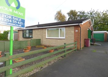 Thumbnail 1 bed bungalow for sale in Rose Hill Avenue, Blackburn