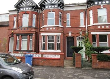 Thumbnail 4 bed terraced house for sale in Stamford Street, Old Trafford, Manchester.