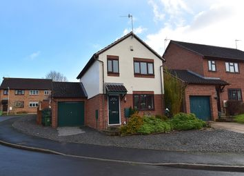 Thumbnail 3 bed detached house for sale in Coppice Close, Droitwich