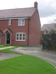 Thumbnail 3 bed semi-detached house to rent in Harrington Road, Irthlingborough