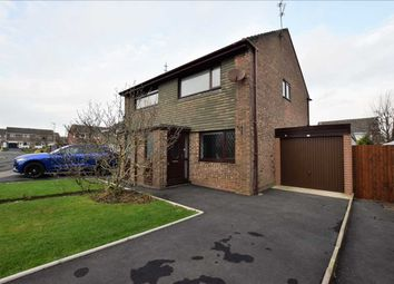 Thumbnail 2 bed semi-detached house to rent in Heaton Close, Carleton, Poulton Le Fylde