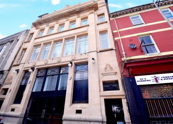 Thumbnail Studio to rent in Market Street, Newport