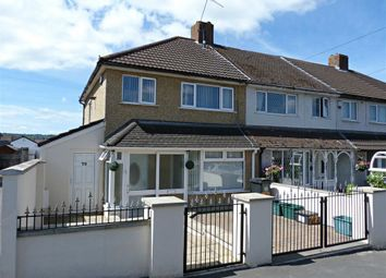 Thumbnail 3 bedroom end terrace house for sale in Novers Park Drive, Knowle, Bristol