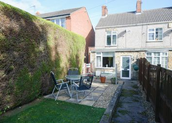 Thumbnail 2 bed end terrace house for sale in Mansfield Road, Hasland, Chesterfield