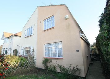 Thumbnail 2 bedroom semi-detached house for sale in Manor Road, Whitstable
