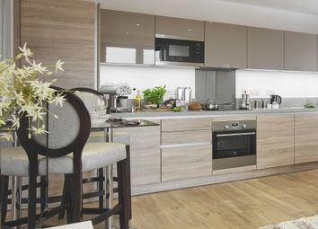 Thumbnail 2 bedroom flat for sale in Lexicon Terrace At East City Point, Fife Road, Canning Town, London