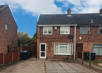 Thumbnail 3 bed terraced house to rent in Parry Road, Coventry