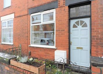 Thumbnail 2 bedroom terraced house for sale in Harrison Avenue, Levenshulme, Manchester
