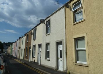 Thumbnail 2 bed terraced house to rent in Little Water Street, Carmarthen, Carmarthenshire