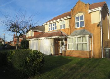 Thumbnail 4 bedroom detached house to rent in Bishops Meadow, Sutton Coldfield