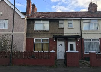 Thumbnail 2 bed terraced house to rent in Cawdor Street, Bentley, Doncaster