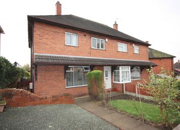 Thumbnail 3 bed semi-detached house to rent in Wellfield Road, Bentilee, Stoke-On-Trent