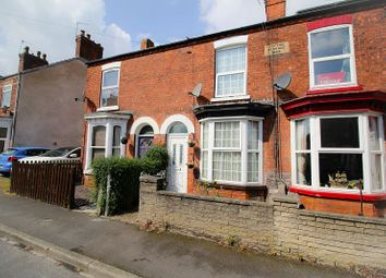 Thumbnail 2 bed terraced house for sale in Wharton Street, Retford