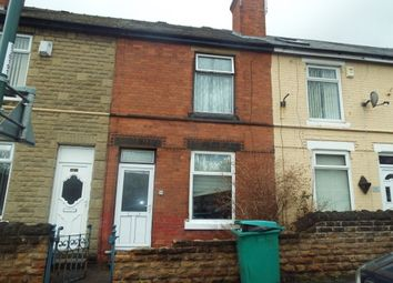 Thumbnail 3 bed property to rent in St. Albans Road, Bulwell, Nottingham
