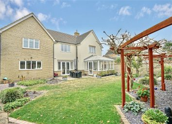 Thumbnail 4 bed country house for sale in Chapel Road, Earith, Huntingdon, Cambridgeshire