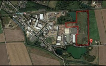Thumbnail Land for sale in Lattersey Field, Lattersey Hill Trading Estate, Benwick Road, Whittlesey, Peterborough