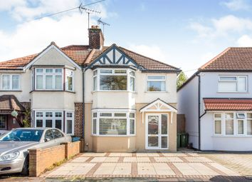 3 bed semi-detached house for sale in Leggatts Way, Watford WD24