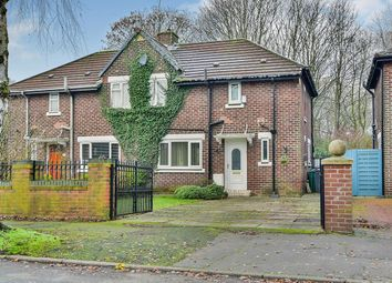 3 bed semi-detached house for sale in Piper Hill Avenue, Manchester Northenden, Greater Manchester M22