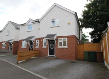 Thumbnail 3 bed semi-detached house for sale in Poole Lane, Stanwell, Staines
