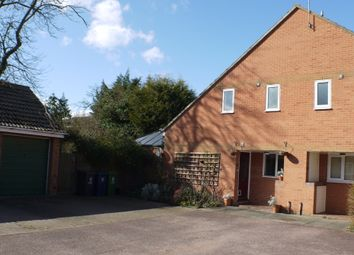 Thumbnail 1 bed semi-detached house to rent in St Georges Way, Impington