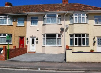 Thumbnail 3 bed terraced house for sale in Britannia Road, Kingswood, Bristol
