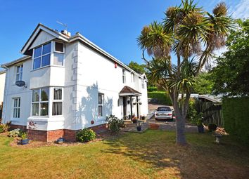 Thumbnail 4 bed detached house for sale in Manor Road, Bishopsteignton, Teignmouth