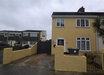 Thumbnail 3 bed end terrace house to rent in Higher Audley Avenue, Torquay, Devon