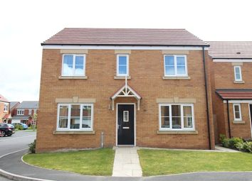 Thumbnail 4 bed detached house for sale in Brackenleigh Close, Off Wigton Road, Carlisle, Cumbria