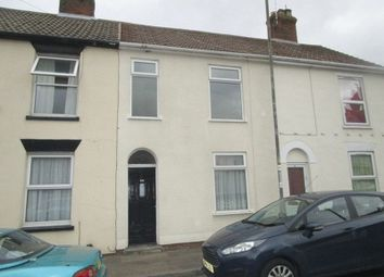Thumbnail 3 bed terraced house to rent in Kitchener Road, Great Yarmouth