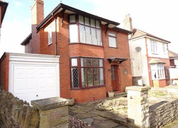 Thumbnail 3 bed detached house for sale in Knowsley Road, Macclesfield