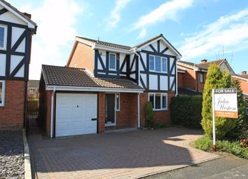 Thumbnail 3 bed detached house for sale in Damson Drive, The Rock, Telford
