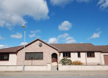 Thumbnail 5 bed detached bungalow for sale in Newfield Drive, Elgin