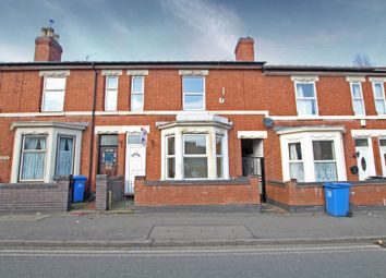 Thumbnail 4 bed terraced house for sale in Walbrook Road, Derby, Derbyshire