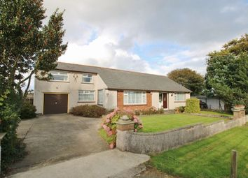 Thumbnail 4 bed detached bungalow for sale in Kiondroghad Road, Andreas, Isle Of Man
