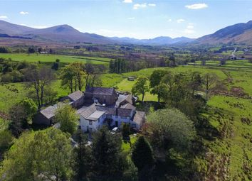 Thumbnail 9 bedroom detached house for sale in Lane Head Farm Country Guest House, Troutbeck, Penrith, Cumbria