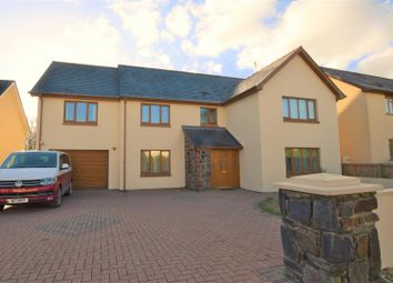 Thumbnail 5 bed detached house for sale in The Glades, Rosemarket, Milford Haven