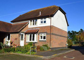 Thumbnail 2 bed flat for sale in Garrett Close, Kingsclere, Berkshire