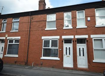 Thumbnail 2 bed terraced house for sale in Stanhope Street, Reddish, Stockport, Greater Manchester